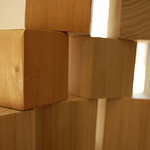 stacked blocks photo