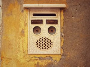 Intercom In Wall